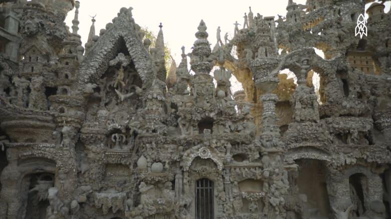 تخيّل.. هذا القصر بناه رجل واحد خلال 33 عاماً
