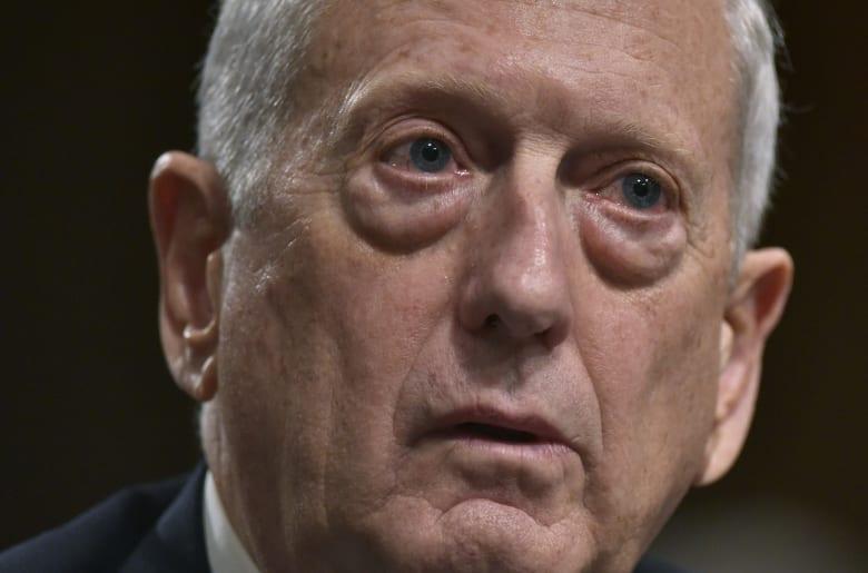 لجنة الخدمات المسلحة في مجلس الشيوخ تمنح ماتيس تنازلاً خاصاً لتولي وزارة الدفاع الأمريكية