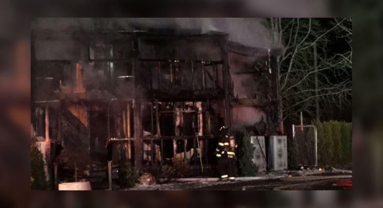 """الشرطة الأمريكية: حريق """"متعمد"""" في مسجد في واشنطن"""