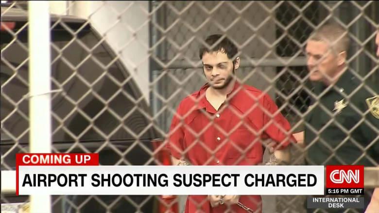عميل بـFBI: المتهم بهجوم فورت لودرديل يعترف بتنفيذه العملية بالنيابة عن داعش