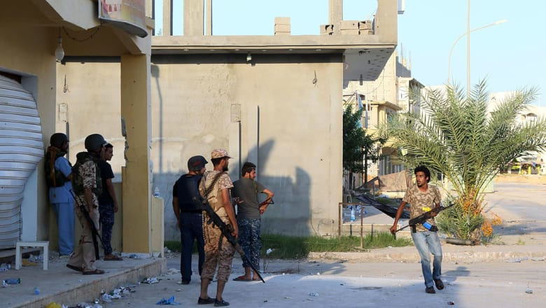 مصادر: غارة أمريكية على معسكر لداعش بليبيا لهدف مرتبط بهجوم برلين