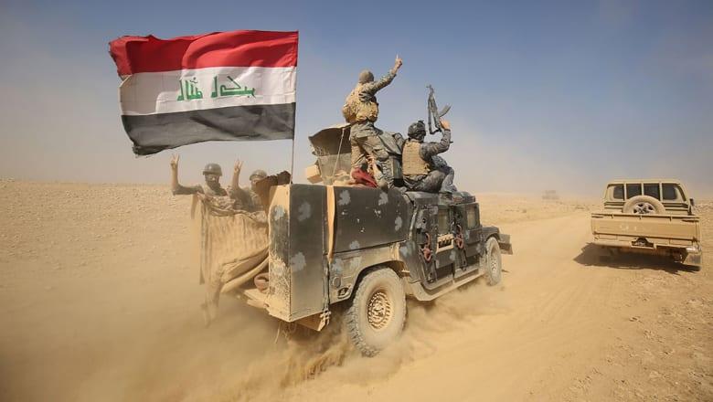 العبادي يعلن استعادة الجزء الشرقي من الموصل كليا