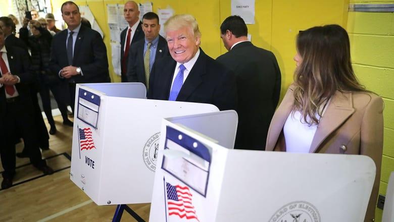 """ترامب يطالب بتحقيق موسع في """"الأصوات المزورة"""".. وغراهام: يضعف الثقة في الديمقراطية الأمريكية"""