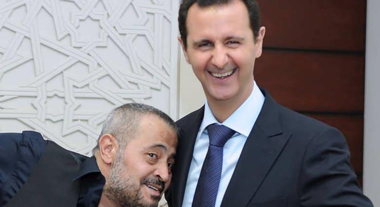 جورج وسوف يغرّد حول صحة بشار الأسد