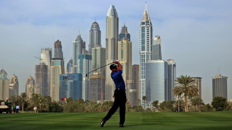بداية غير موفقة لتايغر وودز في بطولة دبي