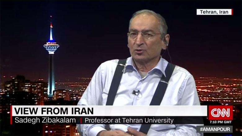 بروفيسور إيراني لـCNN: المتشددون بإيران لا يريدون مواجهة ترامب ويجسون نبضه