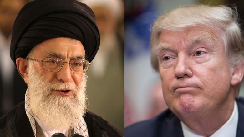 خامنئي: هذا هو هدف التهديدات الأمريكية بالحرب.. والدولارات النفطية لأتباع قارون لن تنجح