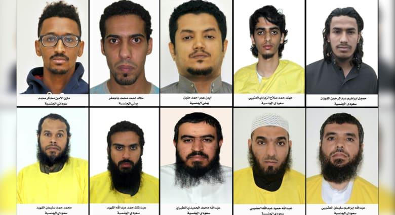 """الداخلية السعودية تكشف الإطاحة بخلايا متصلة بـ""""داعش"""" عناصرها من اليمن والسودان والمملكة.. وبحوزتهم مليوني ريال"""