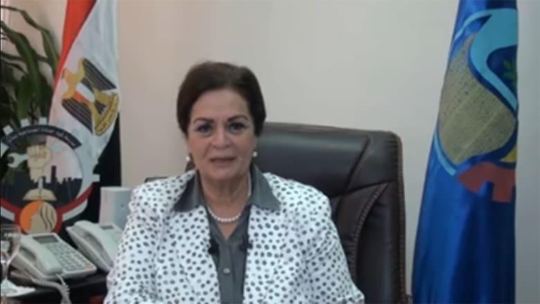 أول امرأة بمنصب محافظ بمصر لـCNN: الكفاءة هي الأساس
