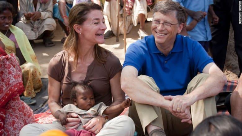 بيل ومليندا غيتس يكتبان عن نتائج تبرع بـ30 مليار دولار: كيف تعلمنا التفاؤل من وارن بافيت؟