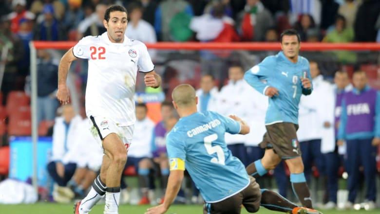 الزمالك ونجوم الكرة المصرية يعزون أبوتريكة في وفاة والده