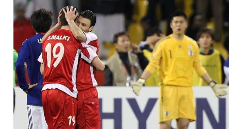نجم الكرة السورية سنحاريب ملكي لـCNN: اللعب في قطر لن يمنعني من تمثيل المنتخب