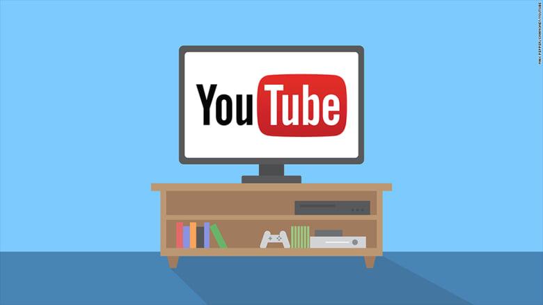 """موقع """"يوتيوب"""" يعلن عن إطلاق خدمة تلفزيونية"""