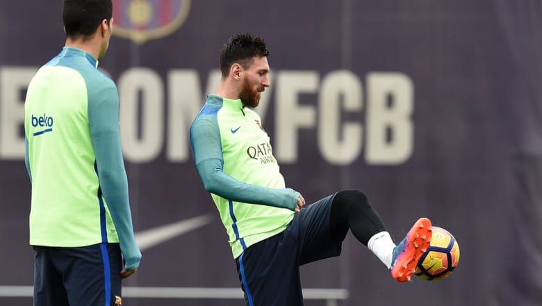 ما هي مكاسب برشلونة والريال في الدوري قبل التحدي الأوروبي؟