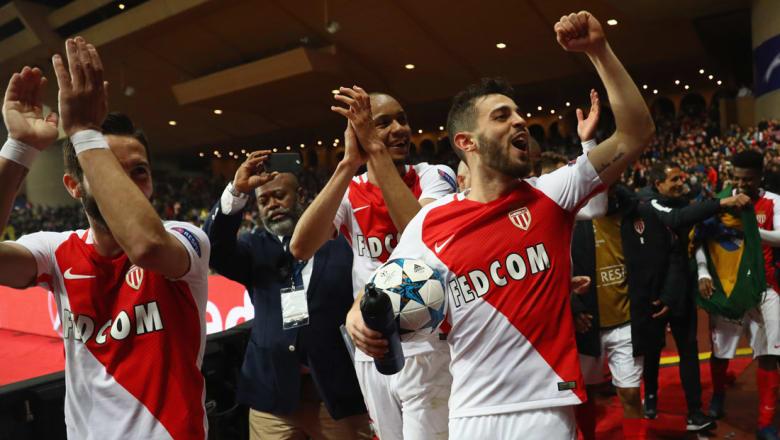 بعد برشلونة وليستر...موناكو يحدث المفاجأة ويقصي السيتي