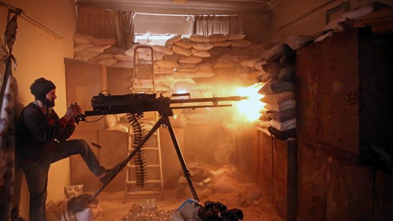 جيري ماهر لـCNN: معارك دمشق ستتسع والمواجهة تبدلت بعد لقاء بن سلمان وترامب