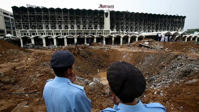 البنتاغون يعلن مقتل قاري ياسين المسؤول عن تفجير الماريوت بـ2008