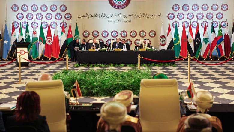 خارجية قمة عمّان: نقد ذاتي لإدارة الأزمة السورية والرباعية توصي بخطة تحرك للتصدي لتدخلات إيران