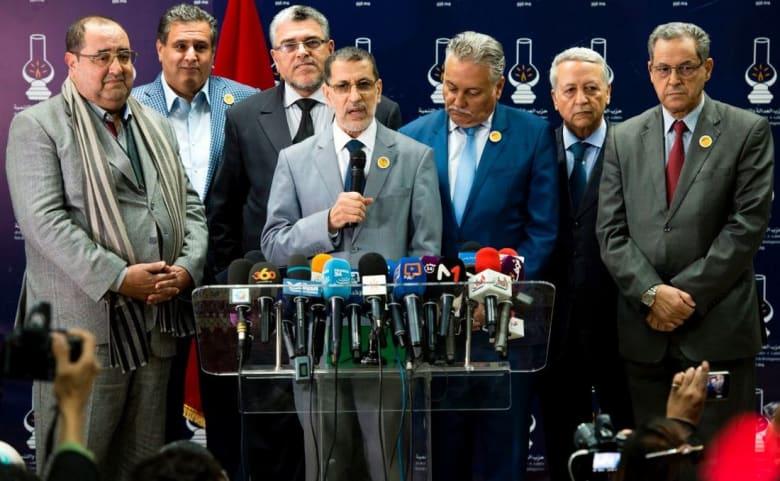 إدريس لشكر في طريقه لتولّي منصب وزاري بحكومة سعد الدين العثماني