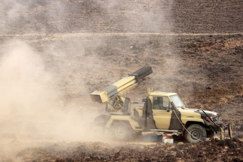السعودية: اعتراض 4 صواريخ بالستية أطلقتها الميليشيات الحوثية باتجاه مدينتي خميس مشيط وأبها