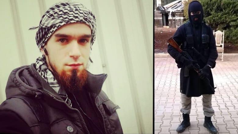 داعش: من خلف القناع.. من خادم بكنيسة ببلجيكا إلى جهادي في داعش