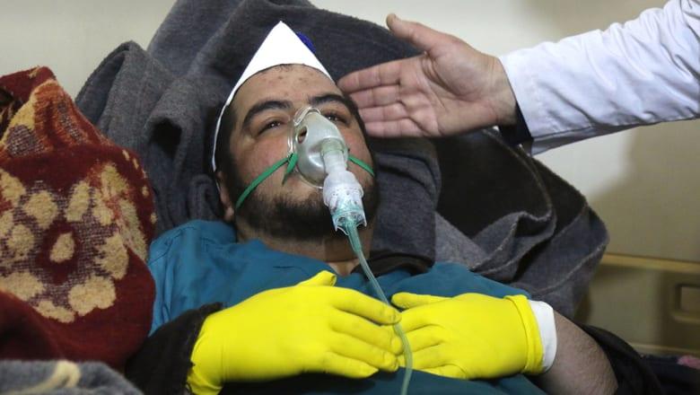 الجيش السوري ينفي استخدام مواد كيماوية بخان شيخون