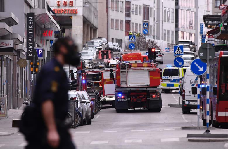 السويد: ارتفاع عدد ضحايا هجوم الدهس في ستوكهولم إلى 4 قتلى و12 جريحاً