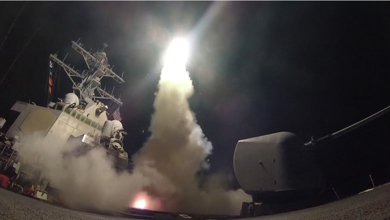 """ترامب يوجه رسالة للكونغرس عن سوريا بموجب قانون """"سلطات الحرب"""""""