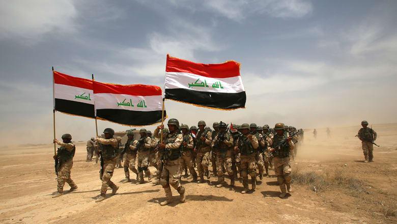 العراق: داعش يسيطر على أقل من 7% فقط مقارنة بـ40% العام 2014