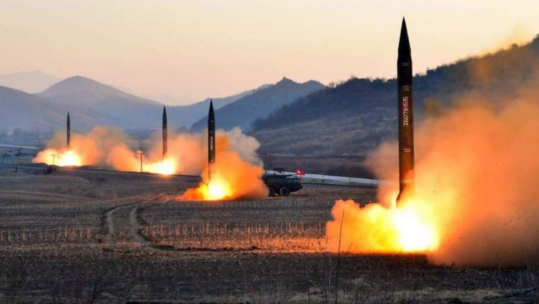 اليابان: كوريا الشمالية قد تُسلّح صواريخها بغاز السارين