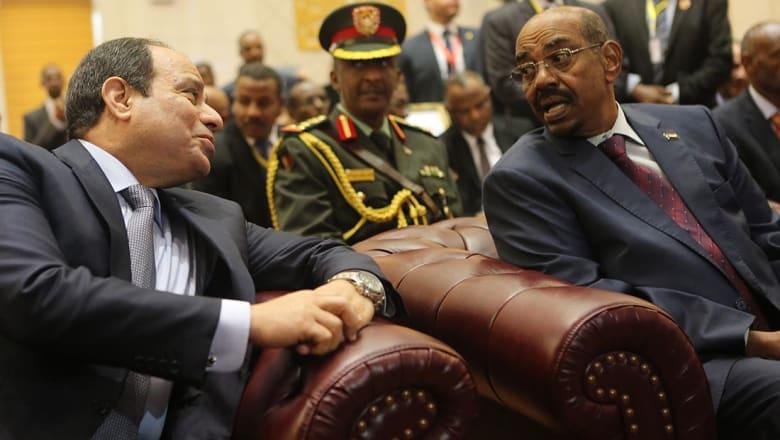 مصر ترد على السودان: نتبنى المواقف الداعمة لشعبكم