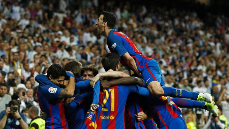 """5 أسباب قادت برشلونة لهزيمة ريال مدريد في """"برنابيو"""""""