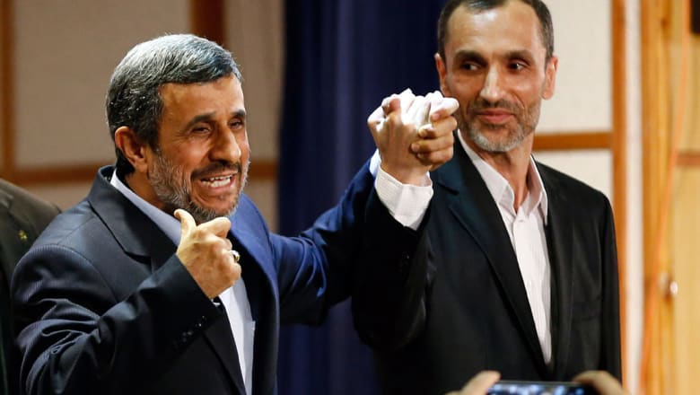 کاملیا انتخابی فرد تكتب لـCNN: بعد خروجه من الانتخابات الرئاسية في إيران.. ماذا بعد لمحمود أحمدي نجاد؟