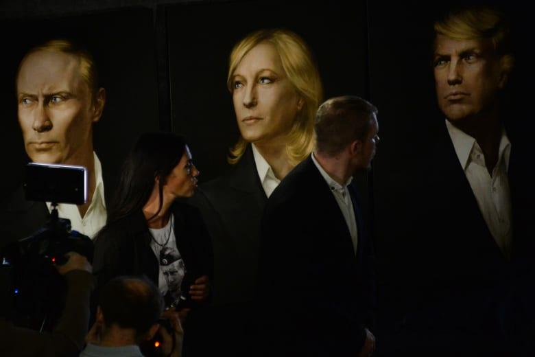 رأي: تلقت دعماً مالياً روسياً ومدحها رئيس أمريكا.. لماذا يفضل ترامب وبوتين لوبان لرئاسة فرنسا؟