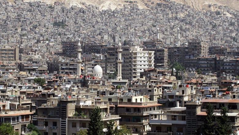 سوريا تتهم إسرائيل باستهداف موقع عسكري قرب مطار دمشق بالصواريخ