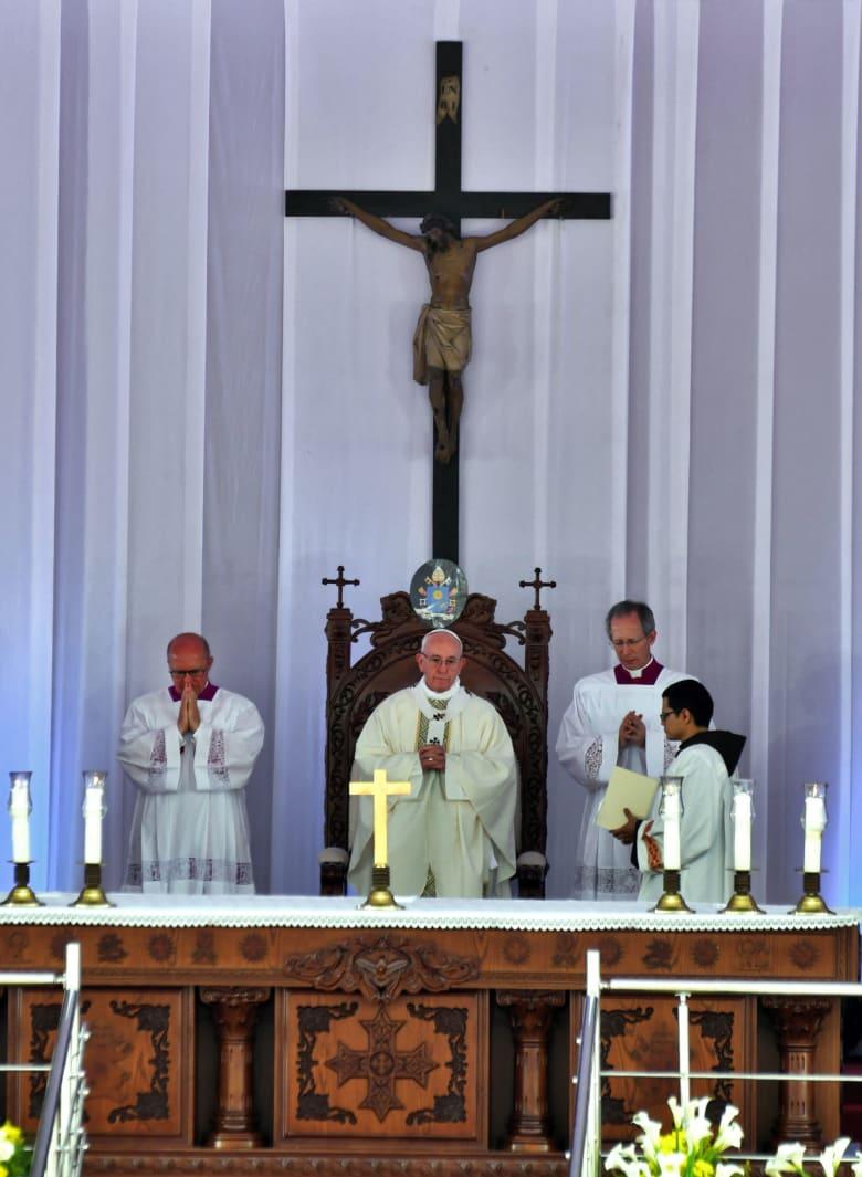 البابا فرنسيس: التطرف الوحيد الجائز للمؤمن هو تطرف الحب