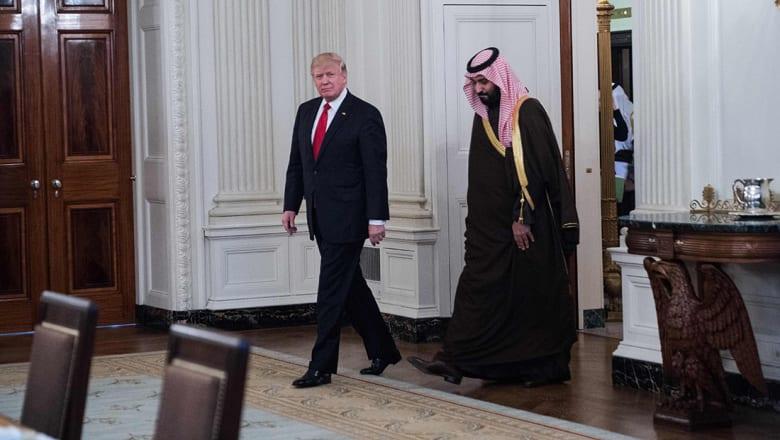 ترامب: سنبدأ في السعودية وضع أساس جديد لمواجهة الإرهاب والتطرف