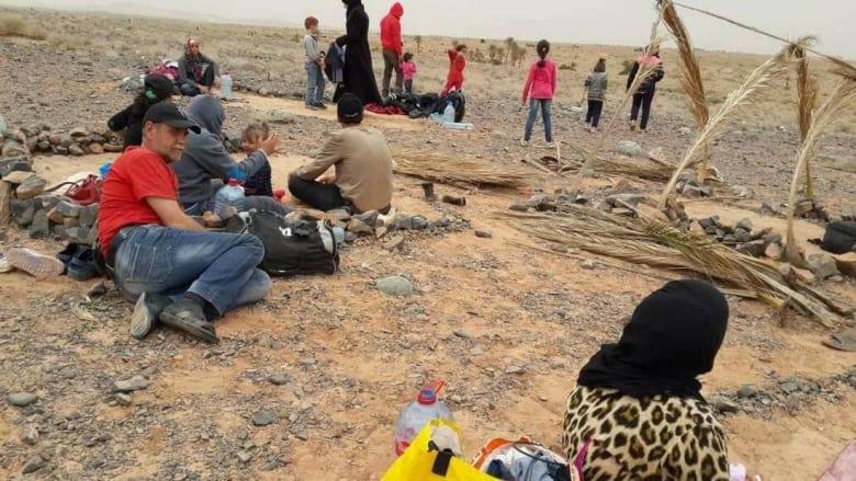 أزمتهم لا تزال مستمرة على الحدود.. الرباط ترفض تلقي الضغوط لاستقبال لاجئين سوريين