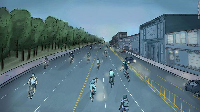 الدراجات بدل السيارات.. هل ستبدو شوارعنا هكذا بالمستقبل القريب؟