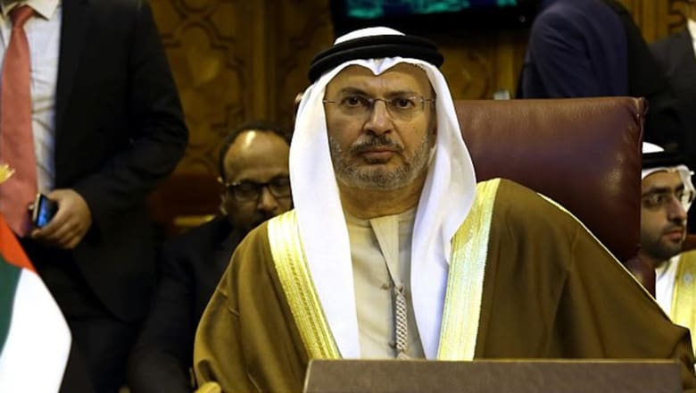 قرقاش: لن ينال السفهاء والجبناء من التزام الإمارات باليمن.. ودورنا مساند للسعودية