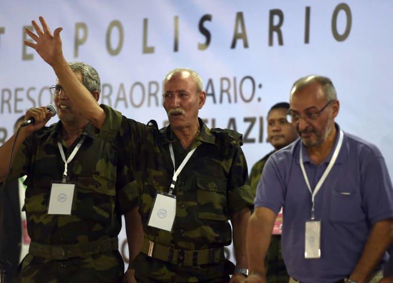 """البوليساريو تراسل غوتيريس وتتهم المغرب بـ""""الاستفزاز والتصعيد"""""""