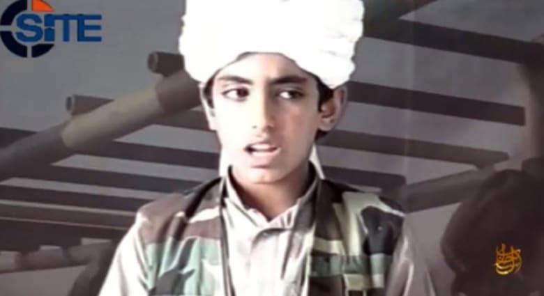 حمزة بن لادن.. ابن أسامة الذي يحاول إعادة تنظيم القاعدة إلى سابق قوته