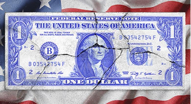 الدولار يتهاوى وسط قلق المستثمرين من أزمات ترامب الأخيرة