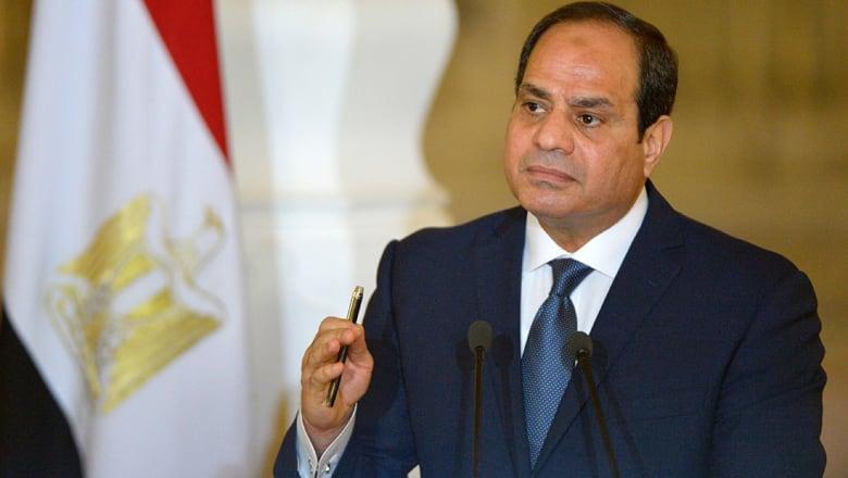 السيسي: يجب معاقبة الدول الداعمة للإرهاب.. ولن نتردد في ضرب معسكراتهم بالداخل والخارج