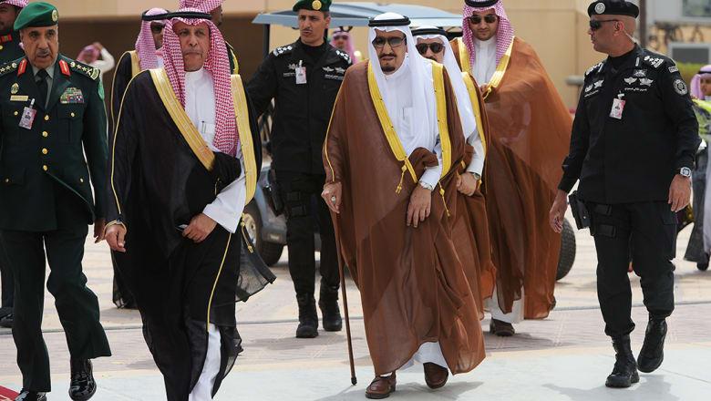 عاهل السعودية: اجتماع الرياض شاهد على جهود مواجهة الإرهاب والتطرف