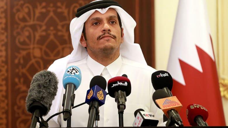 وزيرا خارجية قطر وأمريكا يبحثان جهود مكافحة الإرهاب والتطرف