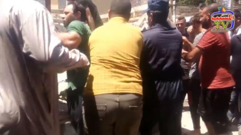 عشرات القتلى والمصابين إثر تفجيرين انتحاريين في العراق