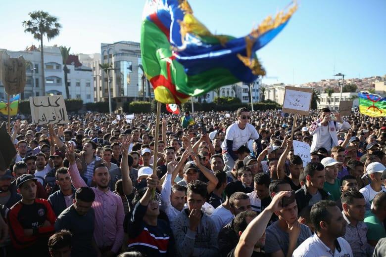 احتجاجات الحسيمة.. القضاء يُدين 32 معتقلا بينهم 25 بالسجن النافذ