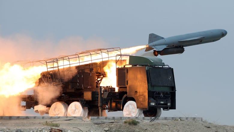 محلل يبين لـCNN ما تحقق بضربة إيران الصاروخية في سوريا