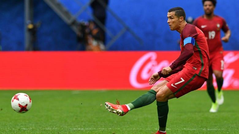 البرتغال والمكسيك أول المتأهلين إلى نصف نهائي كأس القارات